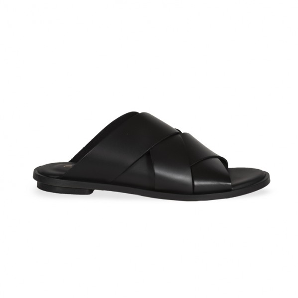 CLARKS WILLOW ART 26139434 BLACK LEATHER