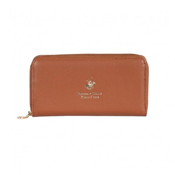 Γυναικείο πορτοφόλι Cuoio Beverly Hills Polo Club BH-2605